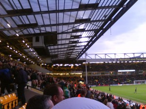Carrow Road - The Jarrold Stand