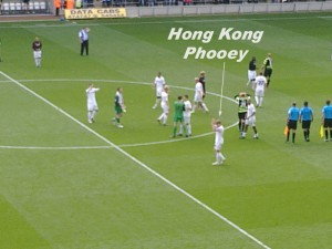 Garry Monk as Hong Kong Phooey