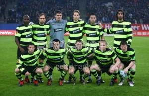 Scunthorpe United's Away Kit