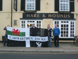 Swansea Jacks in Hoyland, South Yorkshire