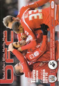 Cover of Barnsley football programme
