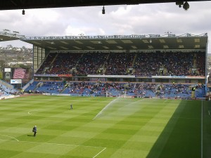Jimmy McIlroy Stand - Turf Moor, Burnley