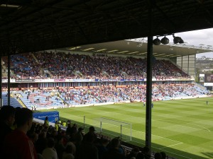 James Hargreaves Stand - Turf Moor, Burnley