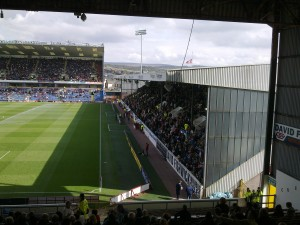 Bob Lord Stand - Turf Moor, Burnley