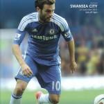 Chelsea v Swansea Programme Cover