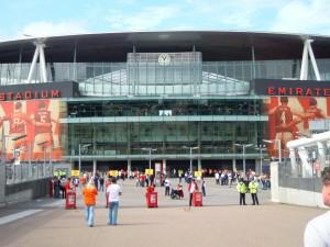 The Clock End - Emirates Stadium