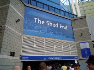 The Shed End at Chelsea