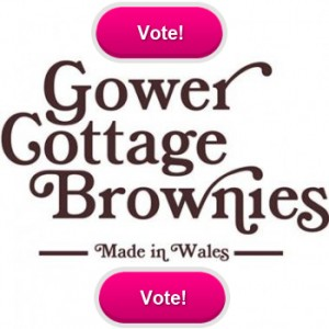Vote for Gower Cottage Brownies