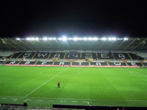 The home of Premier League football in Wales