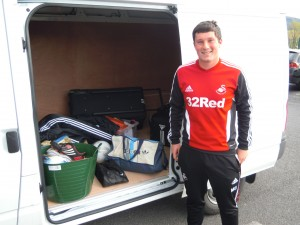 Eamesy and the Kit van