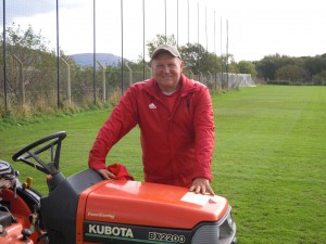 Michael Kayes - Groundsman