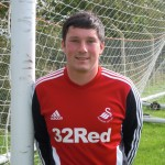 Michael Eames - Swansea City's Kitman