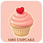 Mrs Cupcake makes gorgeous cupcakes