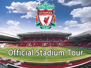 Anfield Official Stadium Tour