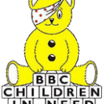 BBC Children in Need Pudsey Bear