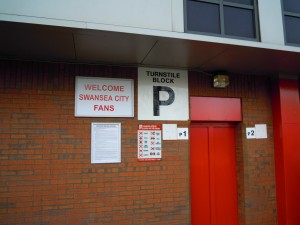 Anfield Welcome