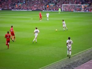 Swansea on the ball