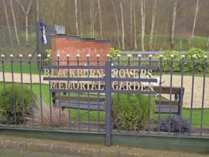 Blackburn Rovers Memorial Garden