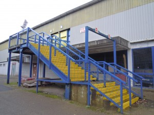 The Riverside Stand