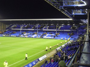 Upper and Lower Gwladys Stand