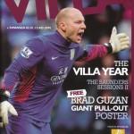 Aston Villa v Swansea Programme Cover