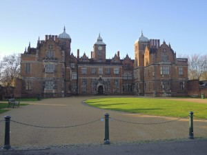Aston Hall in Birmingham