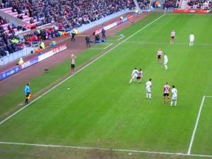 Swansea defending