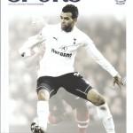 Spurs v Swans Programme Cover