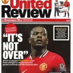 Manchester United v Swansea Programme