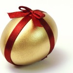 Christmas Easter Egg