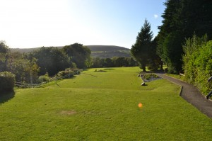 1st Tee at Pontardawe Golf Club