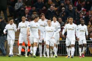 Swansea City European Tour