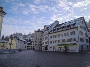 St Gallen - Switzerland