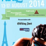 Pedalling from Paris to Swansea