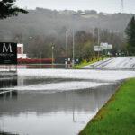 Mond Valley Golf Club flooding